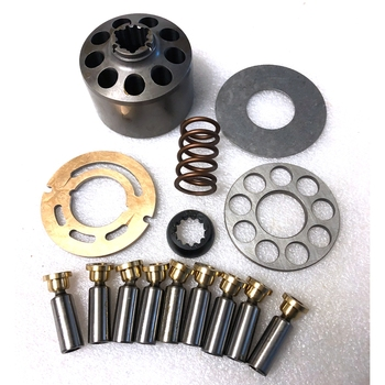 цена на Repair kit A10VD17 Hydraulic Pump Parts Replacement uchida Piston Pump cylinder block valve plate spare parts