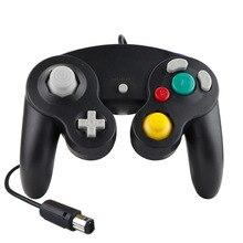 Vogek para Wired Controlador Joystick Gamepad para Nintend Gamecube para Vibração Joypad para Wii GC Jogo Porta Acessório Doce Cor