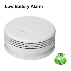 Image 3 - Tuya Intelligente Wifi Strobe Rauchmelder Wireless Feuer Alarm Sensor Tuya APP Control Office Home Rauch Alarm Feuer Protectio
