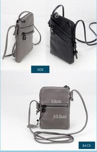 Image 5 - women shoulder messenger bags female Brand crossbody bag small purses and handbags designer ladies Genuine Leather bag
