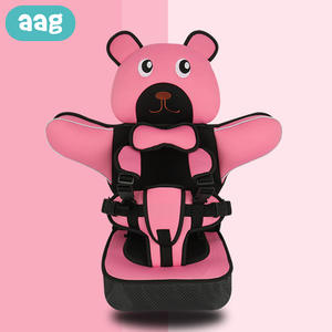 AAG Mat Chair Stroller Portable Cushion Safety-Seat Travel Dinning 0-12Y Baby Kids Child