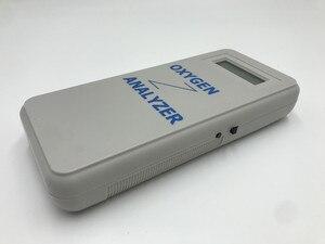 Image 2 - Digital LCD Display Tragbare Sauerstoff Analysator Sauerstoff Konzentrator Reinheit Sauerstoff Reinheit Analysator Sauerstoff Dichte Analysator