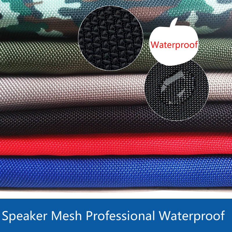 1.4 Meter*0.5Meter Speaker Waterproof Soundproof Mesh Cloth Bluetooth Speaker Outdoor Waterproof Engineering Dust Home Theater