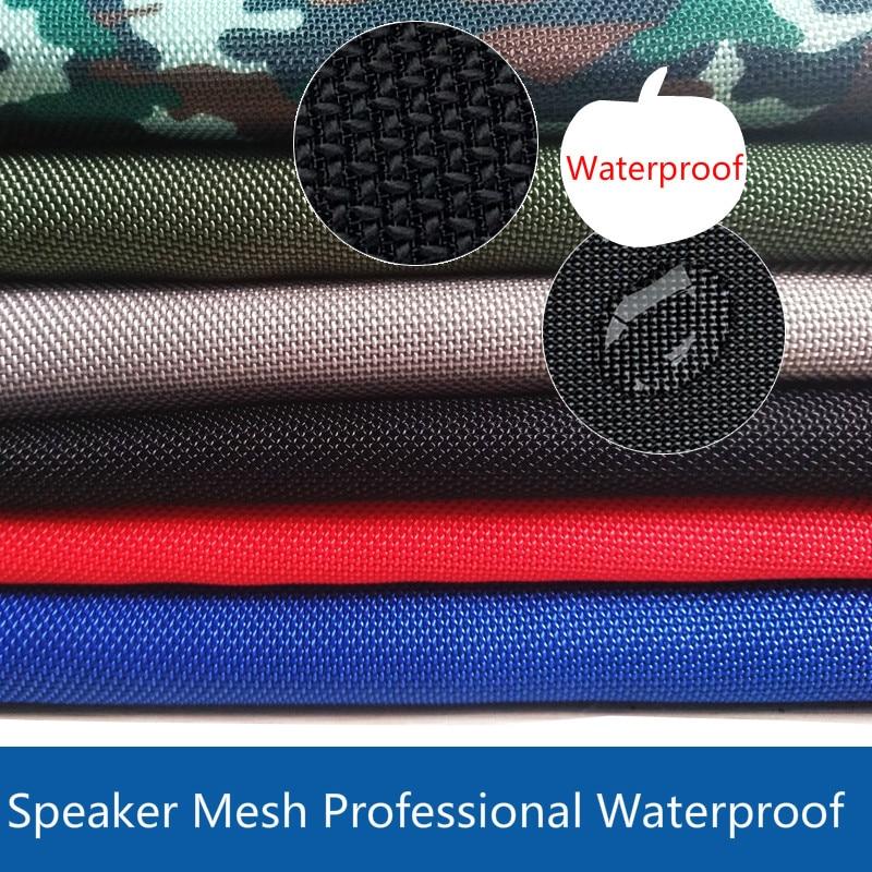 1.4 Meter*0.5Meter Speaker Waterproof Soundproof Mesh Cloth Bluetooth Speaker Outdoor Waterproof Engineering Dust Home theater|Speaker Accessories| |  - title=