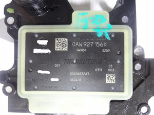 Image 3 - Original Remanufacturing 0AW 927156K Auto Transmission Control Unit Module TCM TCU ECU 0AW927156K For Audi