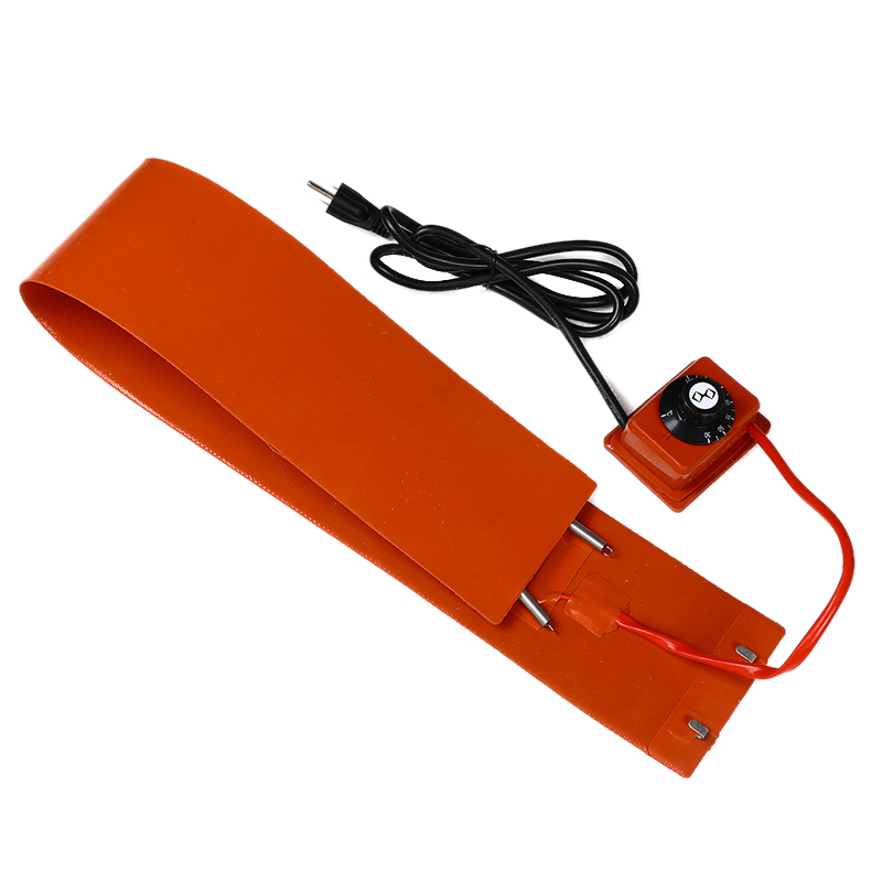 300W 220V Guitar Side Bending Silicone Heat Blanket Integrated Knob Temperature Control Guitar Parts Accessories