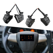 Interruptor de botão de controle do volante da qualidade superior para t oyota corolla ade150 nde150 nre150 zze150 2007 2013 84250 02230 842500223