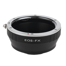 EOS FX Lens Mount Adapter for  Canon EOS EF EF S Lens to  Fujifilm FX Mount X Series Mirrorless Camera X T2 X T20 X30 X Pro1/2
