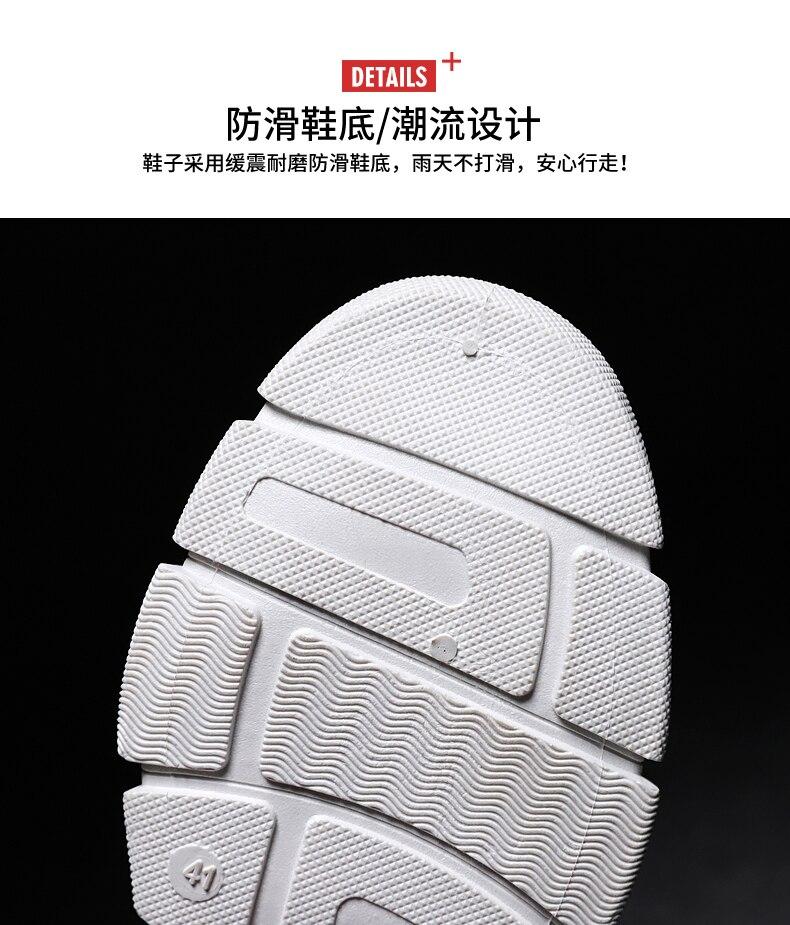 de couro casuais masculinos tênis esportivos zapatos