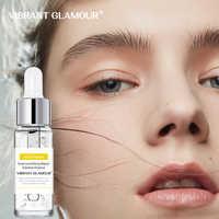 VIBRANTE GLAMOUR Caracol Acne Rosto Ácido Hialurônico Soro Anti Rugas de Envelhecimento Facial Líquido Essência Clareamento Reparação Hidratante