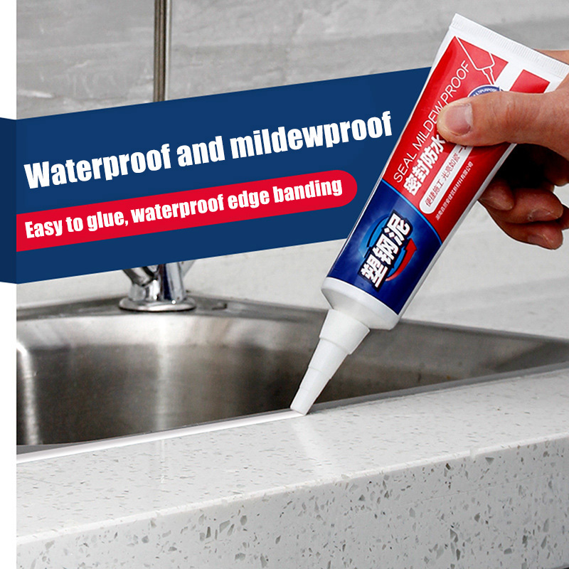Universal Gaps Repair Paste Glue Waterproof Mildewproof Glue For Home Ceramic Tile L99