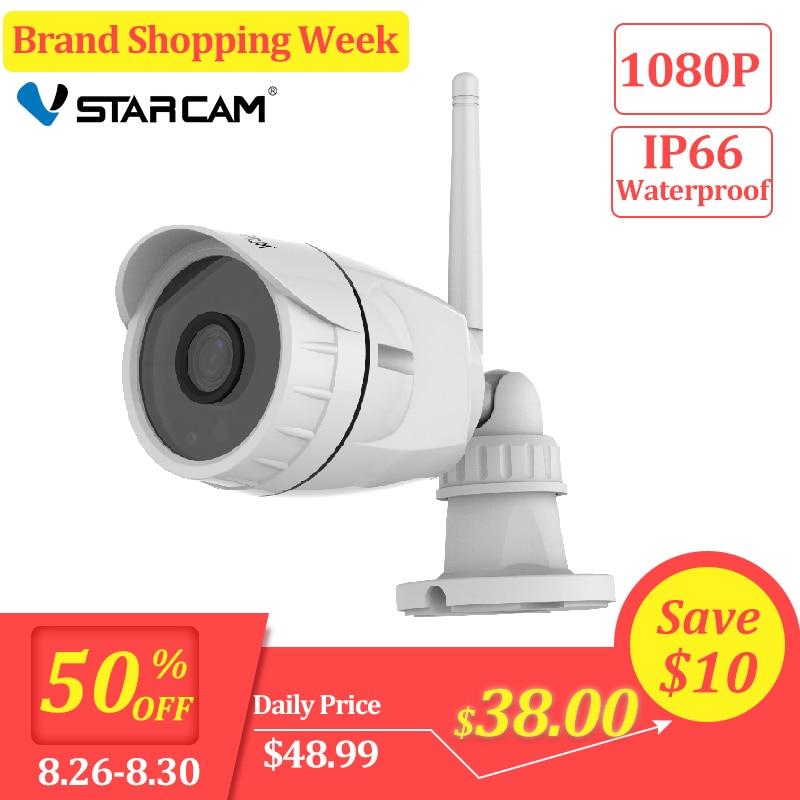 Vstarcam Wifi Outdoor Surveillance-Camera Bullet Camera Ip66 CCTV C17S Security Waterproof