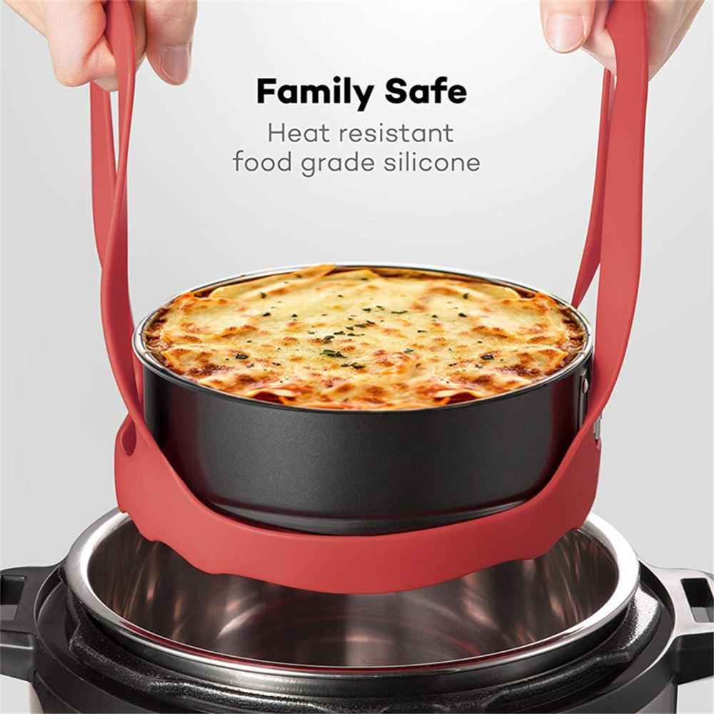 Food Grade Silicone Kitchen Accessories Microwave Silicone Cheesecakes Egg Steamer For Cooking Food Steamer Basket Steam Tray