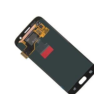 Image 4 - Dành Cho Samsung Galaxy Samsung Galaxy S7 G930 G930F LCD AMOLED Màn Hình Hiển Thị Màn Hình + Cảm Ứng Bộ Số Hóa Cho Samsung Màn Hình Chính Hãng