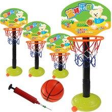 Товары для младенцев Лидер продаж детский баскетбол стенд надувной младенческий животик время Баскетбол Малыш для малышей забавная подвижная игра центр