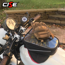 PU Leather Motorcycle Hard Knuckle Full Finger Biker Gloves Protective Racing Gear