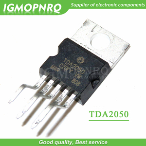 10PCS TDA2050 TO-220-5 IC Audio Amplifie