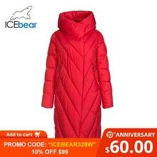 ICEbear 2019 nouveau hiver longue femmes doudoune mode chaud veste femme marque femmes vêtements GWD19149I