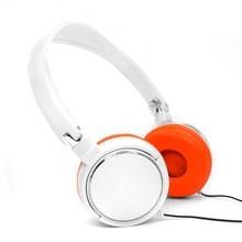 1 adet 3.5mm bas Sony için kulaklıklar mikrofon ile gürültü önleyici kulaklıklar bas ses HiFi müzik kulaklık için iPhone xiaomi PC