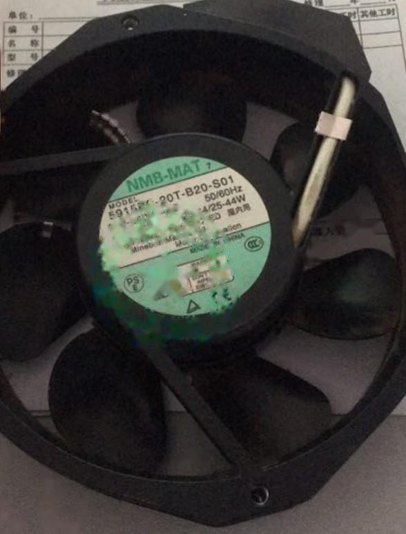 200V 41//36W B56 1pc new fan freeship Royal Fan UFM655D-TP