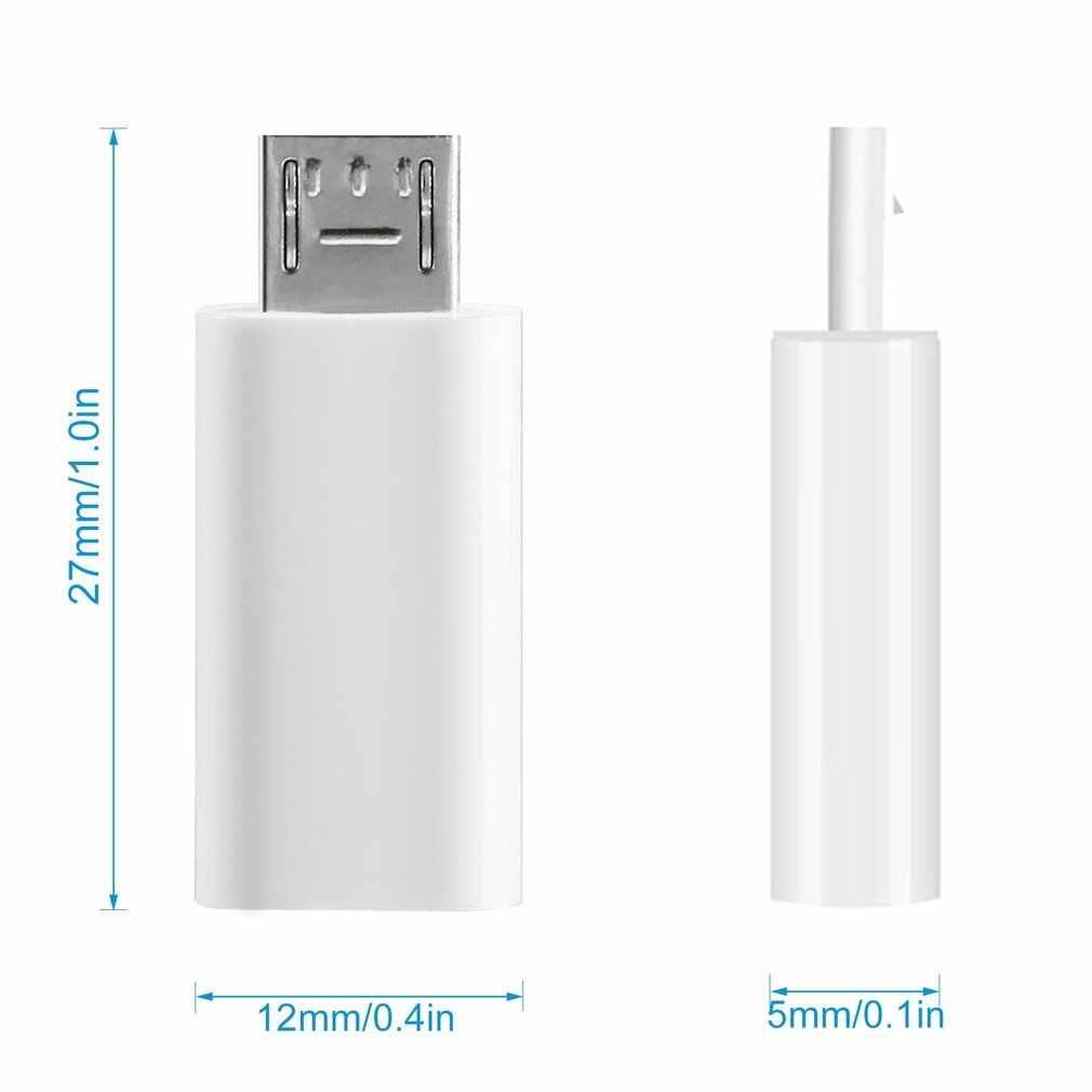 2017 ใหม่ล่าสุด USB 3.1 ประเภท-C อินเทอร์เฟซ Micro USB แปลง Connector ข้อมูล SYNC ชาร์จ Type-C อะแดปเตอร์สำหรับโทรศัพท์ Android