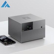 Fengmi Vogue Pro 1080P Full HD DLP projektör 1600ANSI lümen 2GB + 32GB Android Wifi desteği 4K projektör ev sineması Beamer