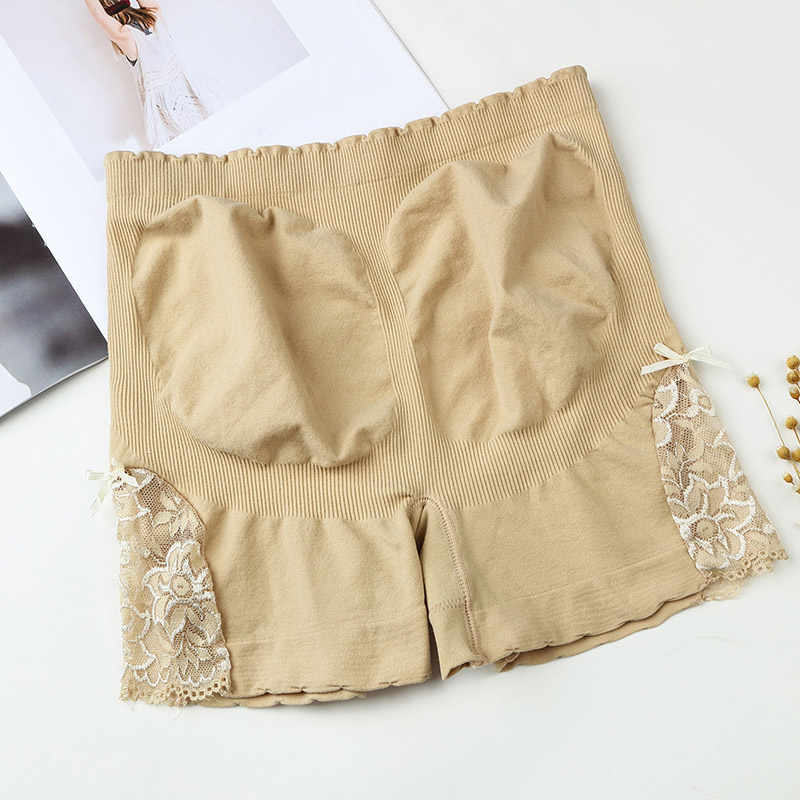 Hot kobiety lato majtki koronki bezpieczne majtki cienkie Slim Fit bez szwu oddychające krótkie spodnie IE998