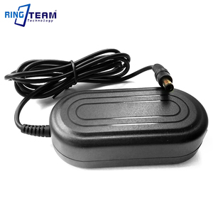 Image 3 - 10Sets AC Power Adapter AC PW20 PW20AM for Sony digital cameras fits Alpha NEX 3 NEX 5 NEX 7 A33 A65 A3500 A5100 A6300 A7 A7II