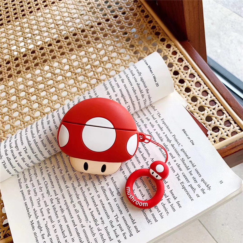 Cute 3D Silicone Case for AirPods Pro 189