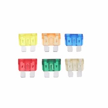 120pcs Assortment Auto Car Mini Blade Type Fuse 5A 10A 15A 20A 25A 30A hot sell 120pcs 1 box new mini auto automotive car boat truck blade fuse box assortment 5a 7 5a 10a 15a 20a 25a 30a