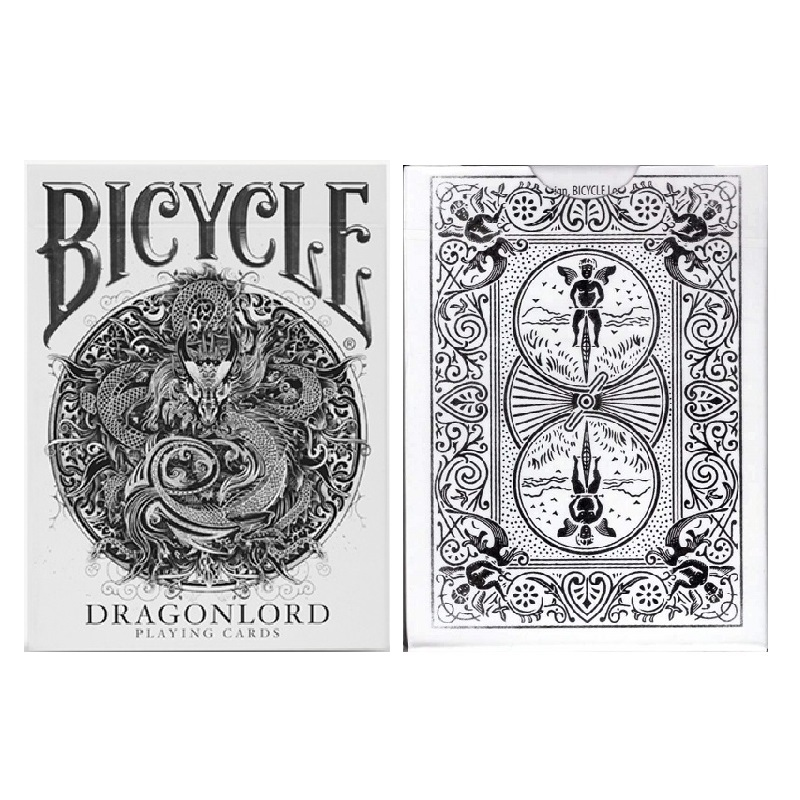bicycle-dragonlord-white-playing-cards-dragon-deck-font-b-poker-b-font-size-uspcc-custom-limited-edition-magic-card-games-magic-tricks-props