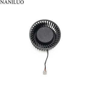 BFB1012SHA01 RX 5700 XT Cooler Fan For AMD XFX Radeon RX5700 5700XT Graphics Card Fan(China)