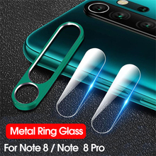HD Tempered Camera Lens Metal Glass for Xiaomi Redmi Note 8 Pro Screen Protector Redmi Note 8 Pro Note 7 Protective Full Glass cheap WeeYRN Front Film Mobile Phone 2 5D Curved Full Cover for Redmi Note 8 Pro Metal Protection for Redmi Note 8 Pro 9H Hardness Tempered Glass Redmi Note 8 Pro