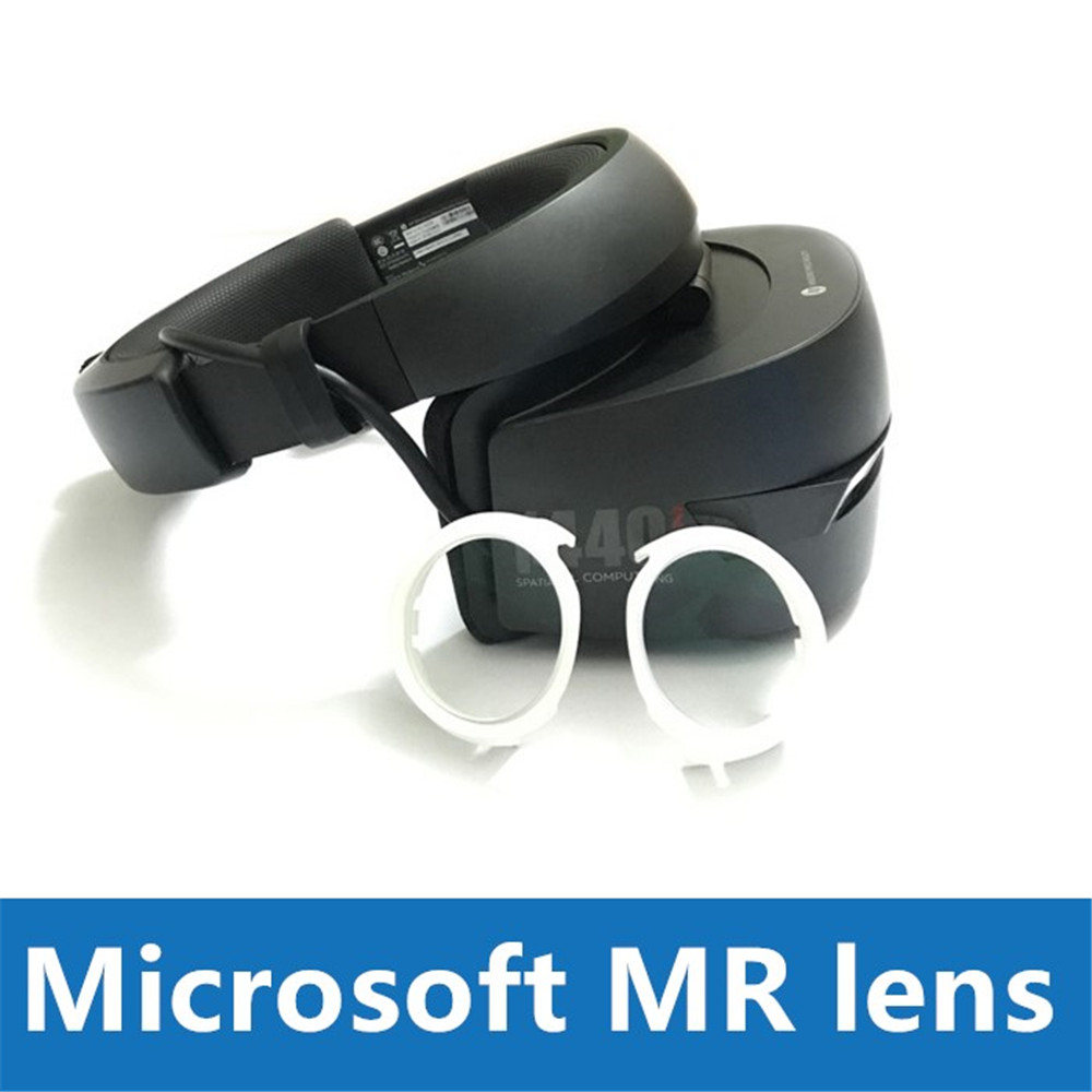 Custom Myopia, Hyperopia And Astigmatism Lenses For Microsoft HP Lenovo Explorer Acer Asus MR