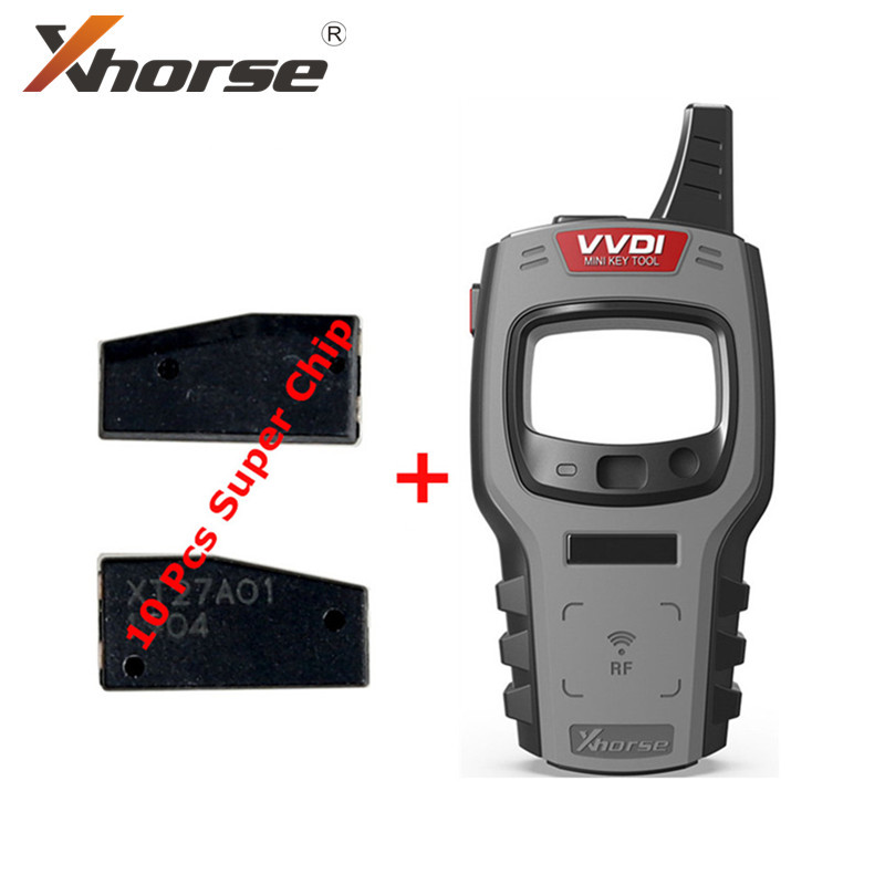 <font><b>Xhorse</b></font> <font><b>VVDI</b></font> Mini <font><b>Key</b></font> <font><b>Tool</b></font> <font><b>Remote</b></font> <font><b>Key</b></font> <font><b>Programmer</b></font> Support IOS and Android Global/US/EU/Southeast Asia With 96bit 48-Clone function image
