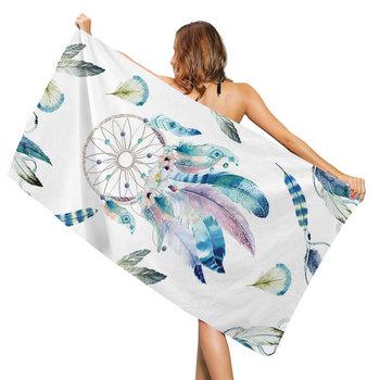 Irisbell ręcznik plażowy łapacz snów drukowane prostokątna kąpiel słoneczna koc plażowy ręcznik plażowy dywan do domu mata do jogi piknik mata do trawnika tanie i dobre opinie CN (pochodzenie) Beach Towel żakaradowy wyszywana Rectangle 280g FST-27 Szybkoschnący można prać w pralce 5 s-10 s Drukuj