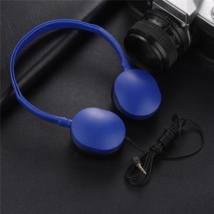 Image 4 - Kinder Kopfhörer Faltbare Einstellbare Verdrahtete Kopfhörer Headset mit 3,5mm Audio jack für Kinder Mp3 Smartphone