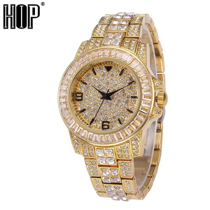 Hip Hop Luxury Mens Iced Out C