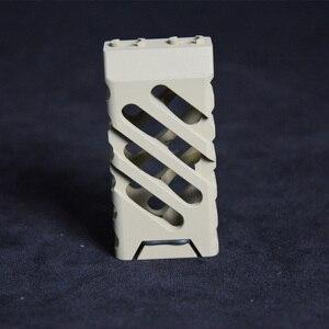 Image 4 - XPOWER VTAC CNC Grip Paintball Receiver M lok & Keymod For Air Guns AEG Tactical CS Sports  Wells M4 Gearbox