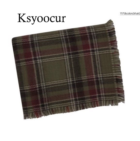 Size 195*50cm, 2020 New Autumn/Winter Long Section Cashmere Fashion Scarf Women Warm Shawls And Scarves Brand Ksyoocur E08
