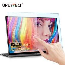 Uperfect 15.6 Polegada proteger tela hd anti-azul luz universal monitor protetor de tela hd película protetora para 156f13/156f15