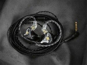 Image 5 - AUGLAMOUR T100 גרפן קואקסיאלי הכפול דינמי נהג 2Pin 0.78mm HiFi ב אוזן אוזניות עם מיקרופון