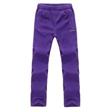 Двухсторонняя полярные флисовые брюки Для мужчин's и Осенняя Женская обувь/зимние толстые утепленные штаны с подкладкой на открытом воздухе брюки