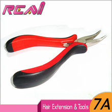 Plier Hair-Extension for Links/beads Bend-Tip Bend-Tip