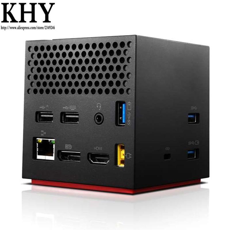 Original for Thinkpad Wigig Dock Wireless Docking Station 40A6 W123 03X6298 SD20H13055 without adapter