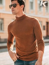 Turtleneck Long Sweater