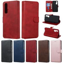 Funda de teléfono tipo billetera con tapa para Huawei Honor 9X 9 10 lite 10i 20i 20 pro 8A 8 S, funda para Huawei Y5 Y6 Y7 2019, Funda de cuero PU
