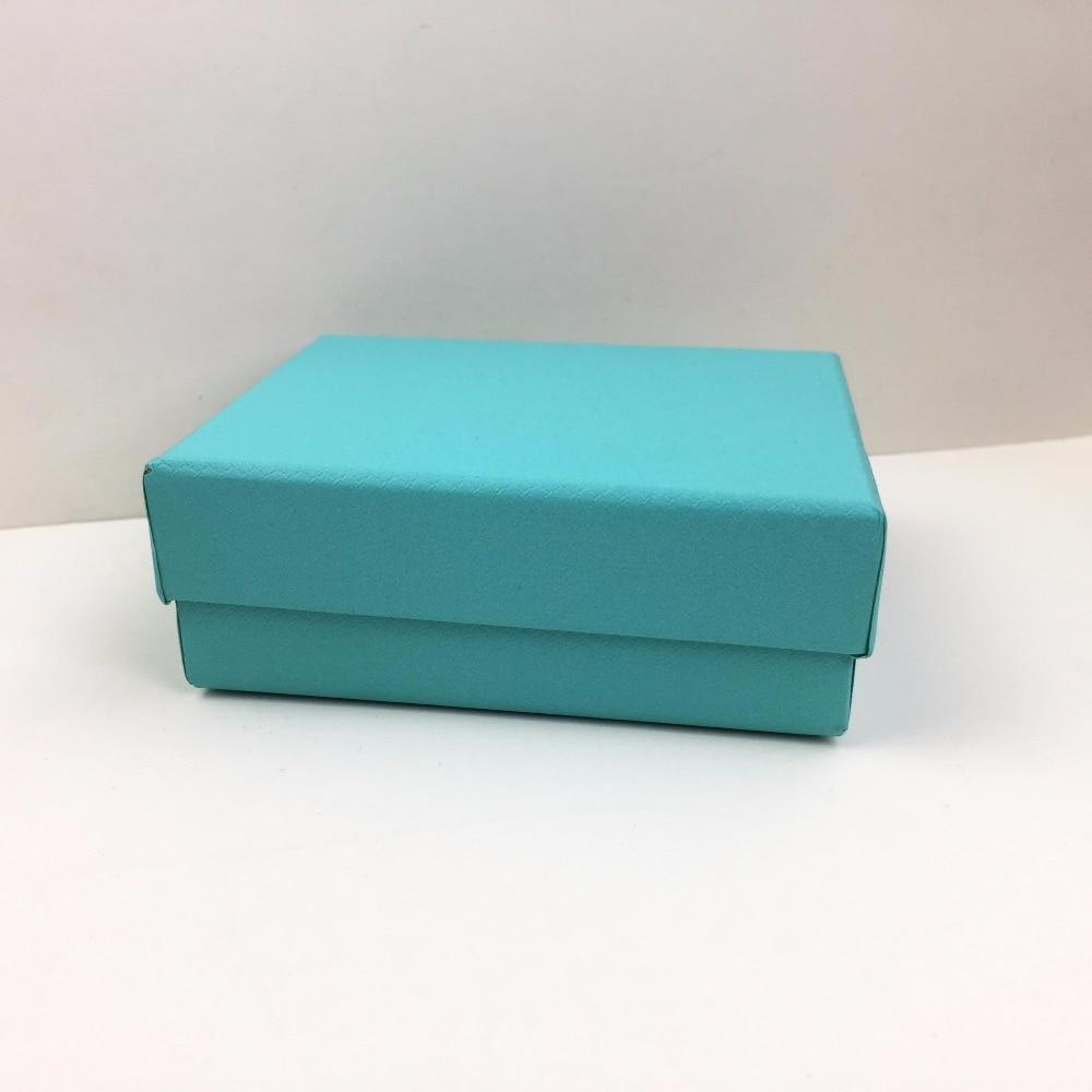 RLLEN Original Green Packaging Box 1:1 Print Inscription Advanced Box, Collection TTFF Jewelry Box