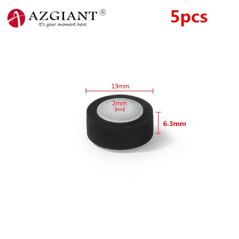 5pcs 13x6.3x2 12.8*6.3*2.5 13*6*2.5 Different Car Retractor Press Belt Pulley Deck Audio Pressure Recorder Pinroller Tape