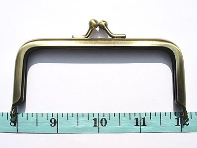2014 New Arrival 47% Off Metal Purse Frames, Rectangular 4